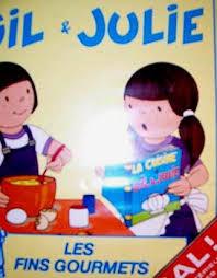 Les recettes de Gil et Julie
